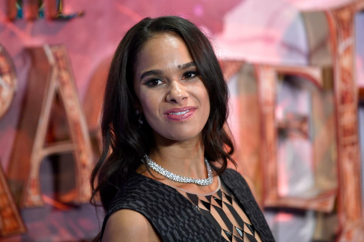 """US ballerina and cast member Misty Copeland arrives for the European Premiere of """"The Nutcracker and the Four Realms"""" in London, Britain, 01 November 2018. The film is released in the UK on 02 November 2018 EPA-EFE/NEIL HALL"""