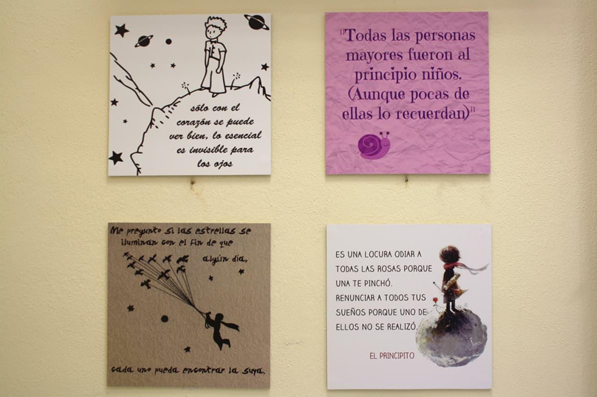 Málagassa sijaitsevassa aluehallinnon virastossa hoidetaan vaikeimmat lastensuojelutapaukset.