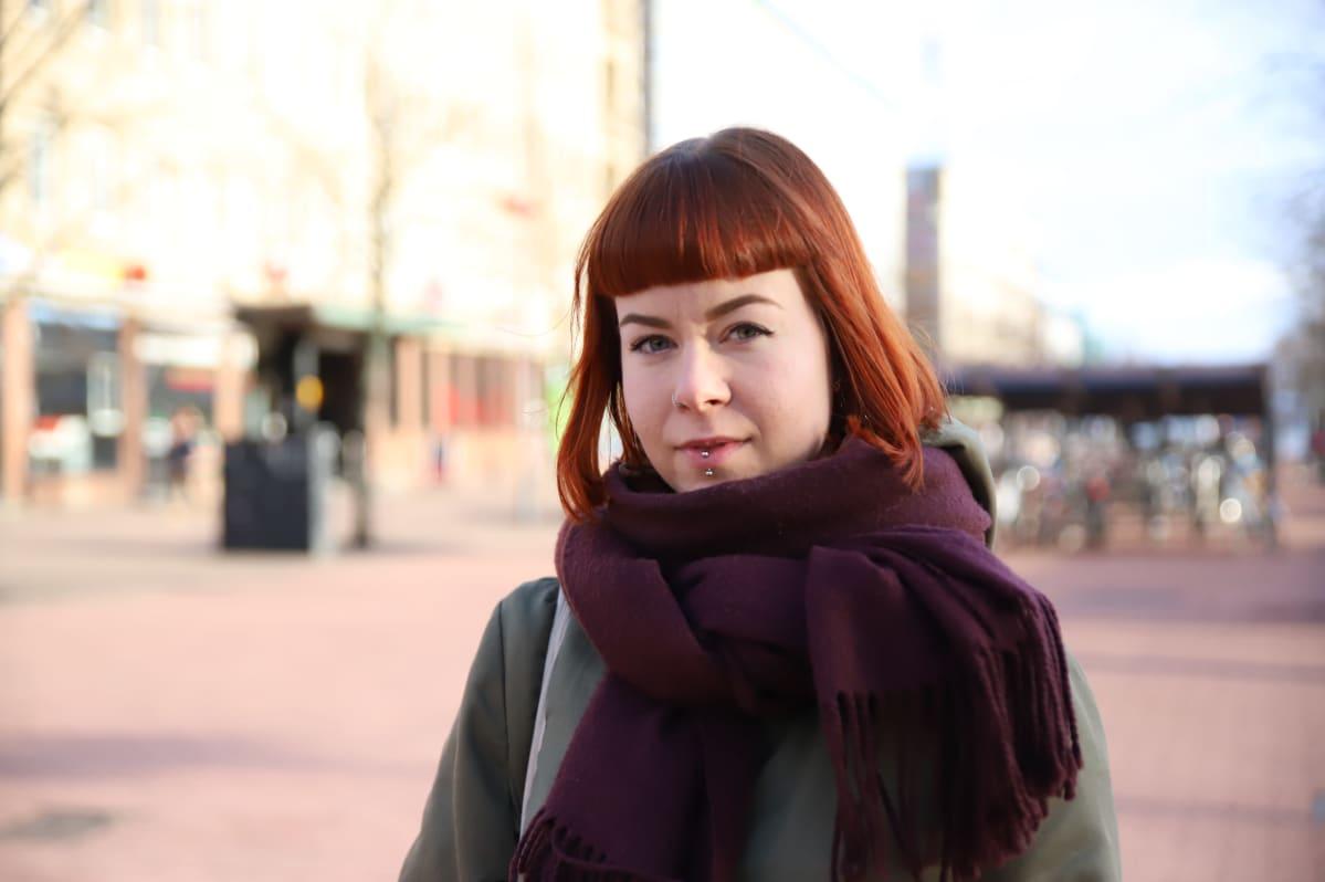 Noora Koponen, kiroilututkija