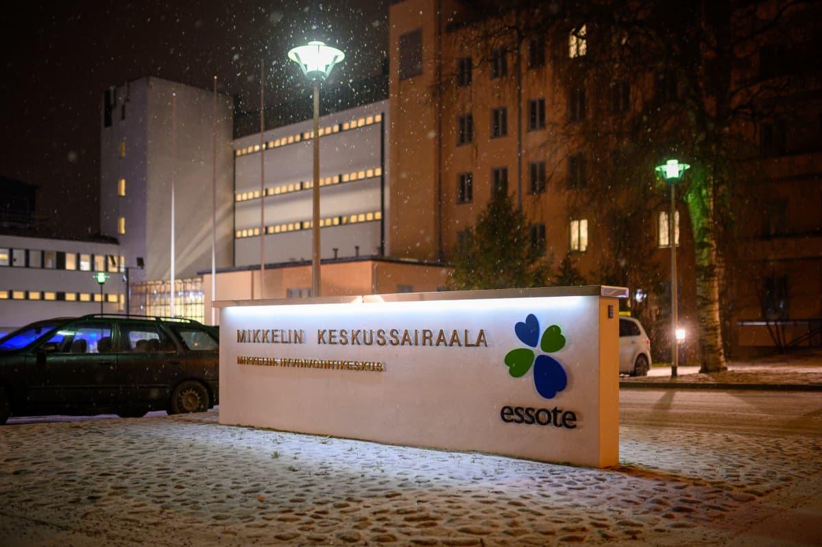 Mikkelin keskussairaala