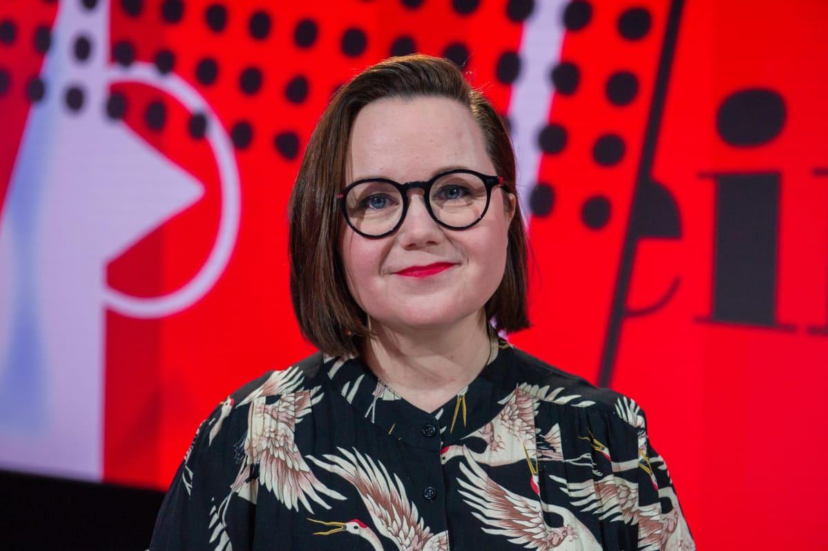 Viimeinen sana ohjelman vieraana Merituuli Saikkonen.