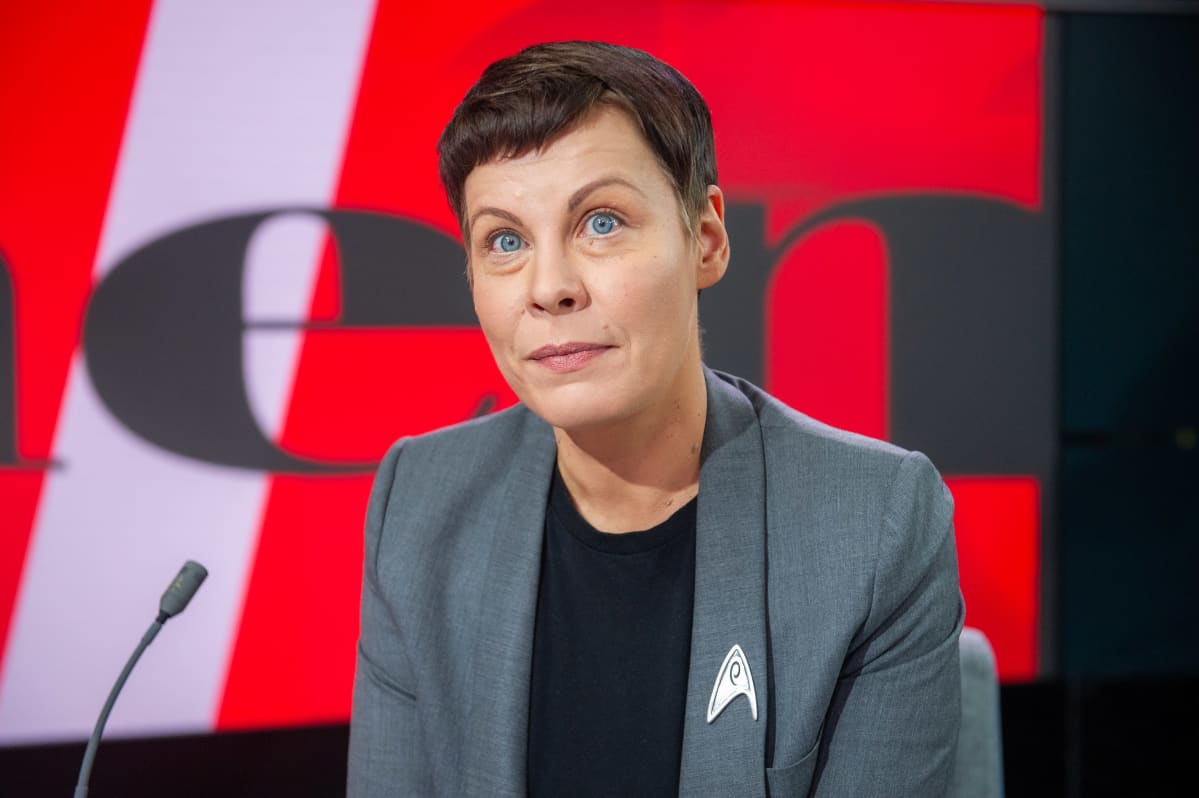 Viimeinen sana ohjelma, vieraana asiantuntija Silja Tenhunen.14.5.2021.