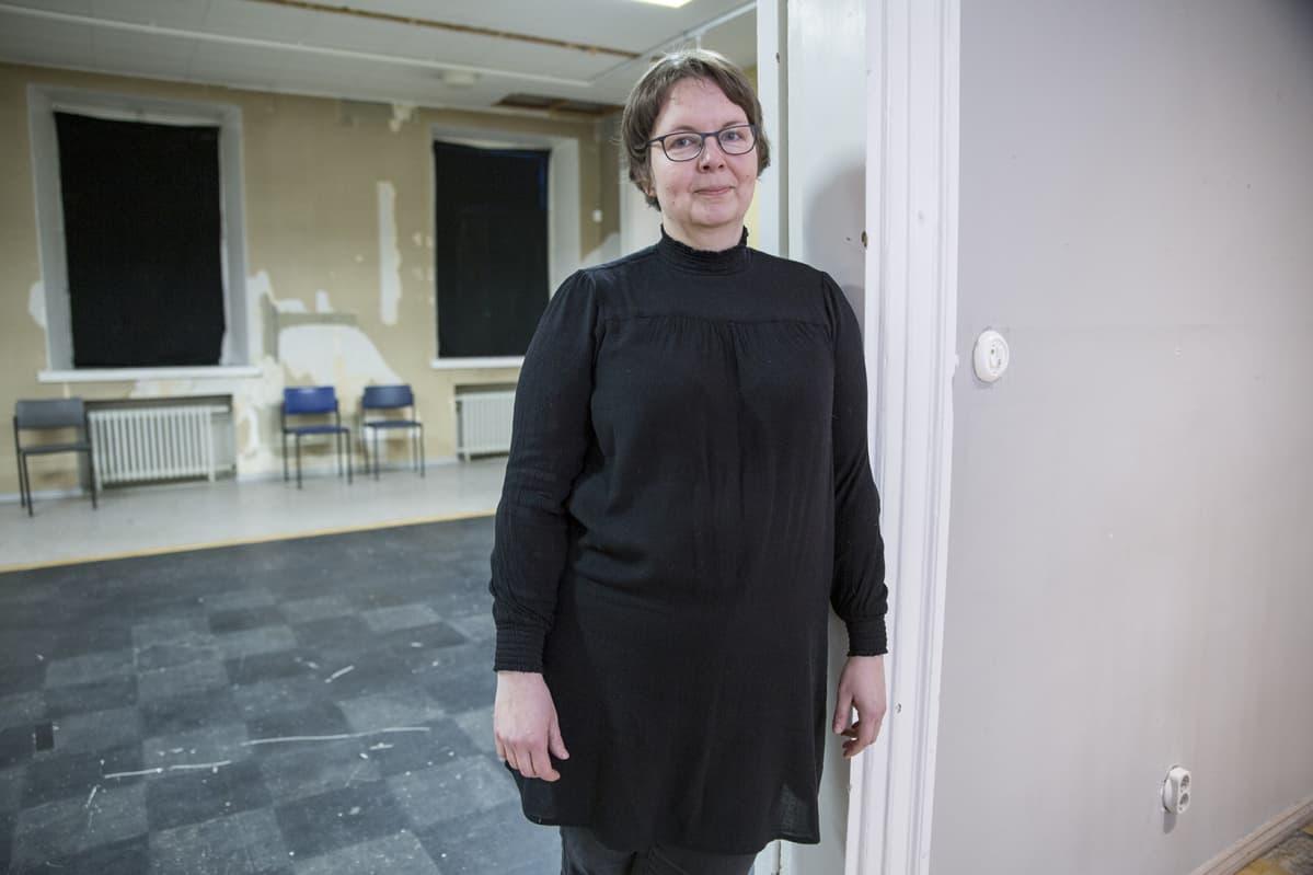 Julia Weckman, kuraattori, valokuvataiteilija, Kunst-kollektiivi