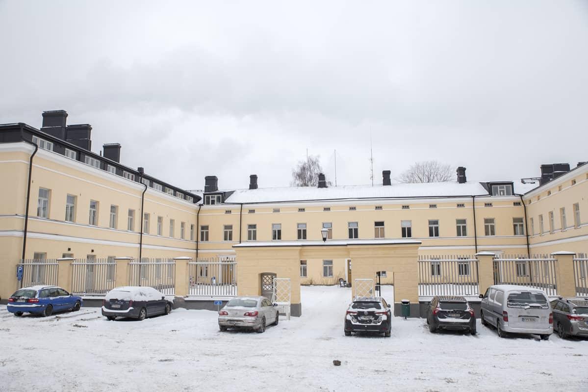 Lapinlahden entinen mielisaairaala, Helsinki