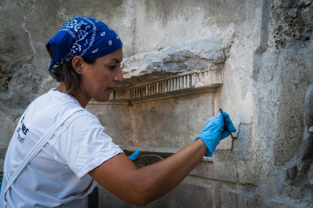 Arkeologi Pompeiji