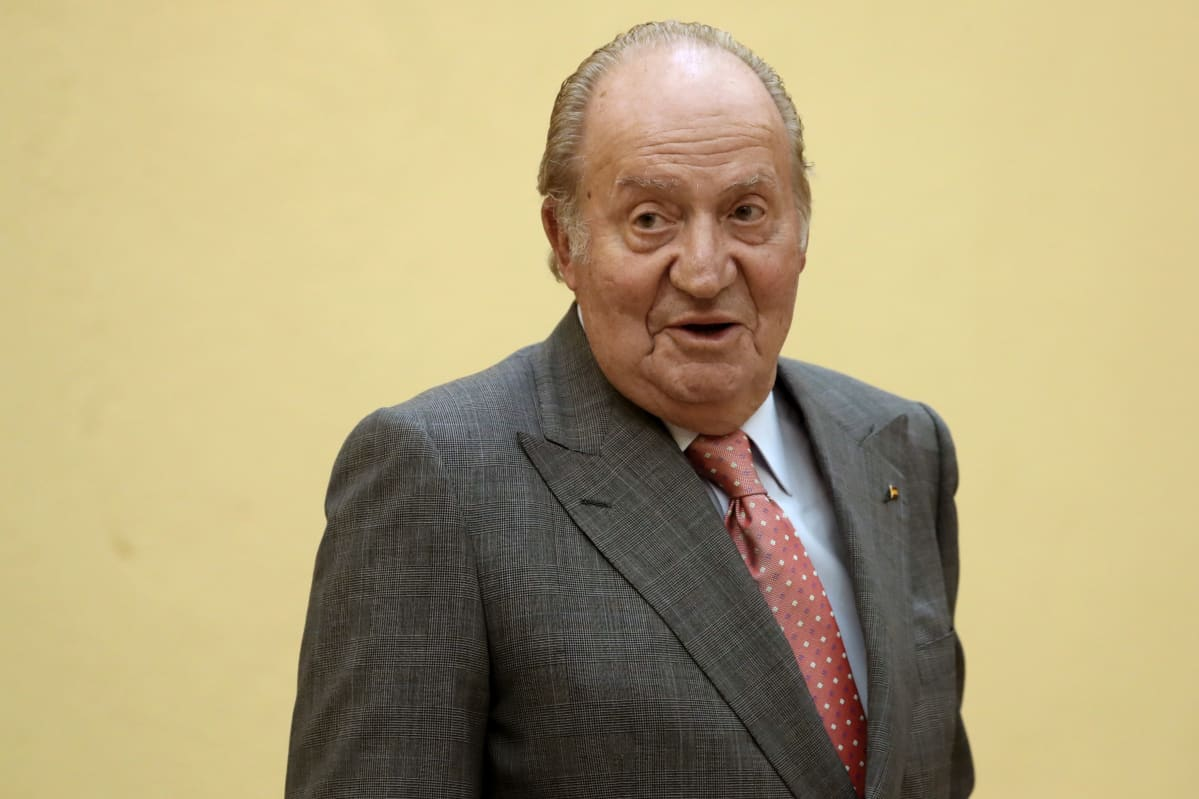 Juan Carlos I, Espanja