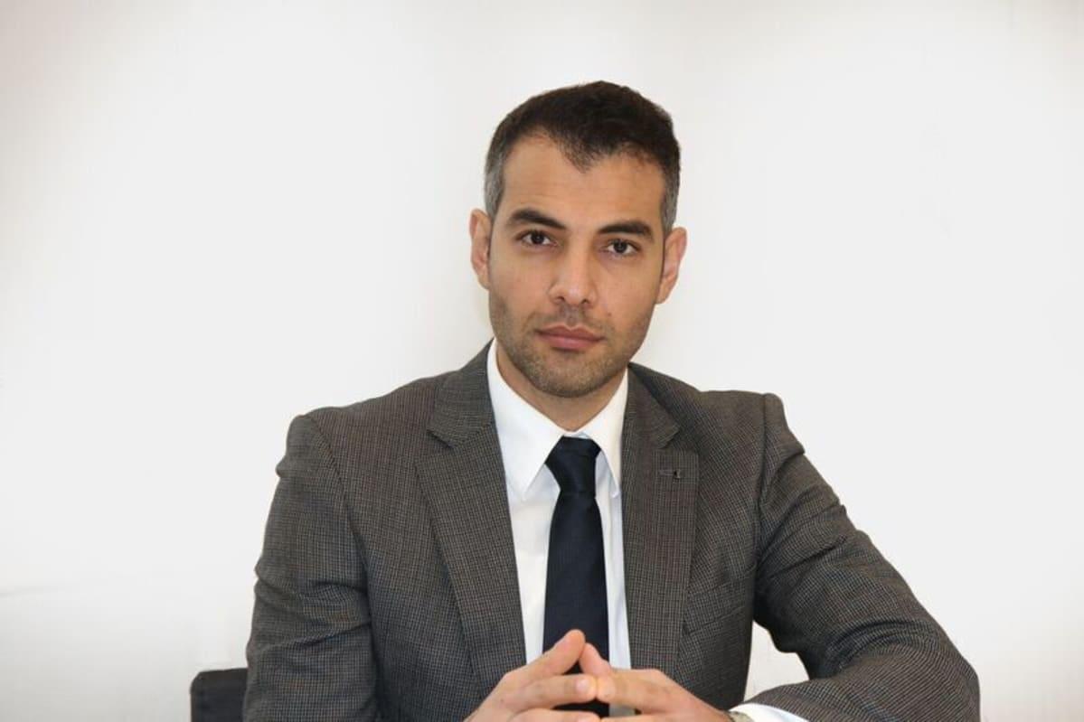 Hussein al-Taee, konfliktinratkaisujärjestö CMI:n Irak-asiantuntija.