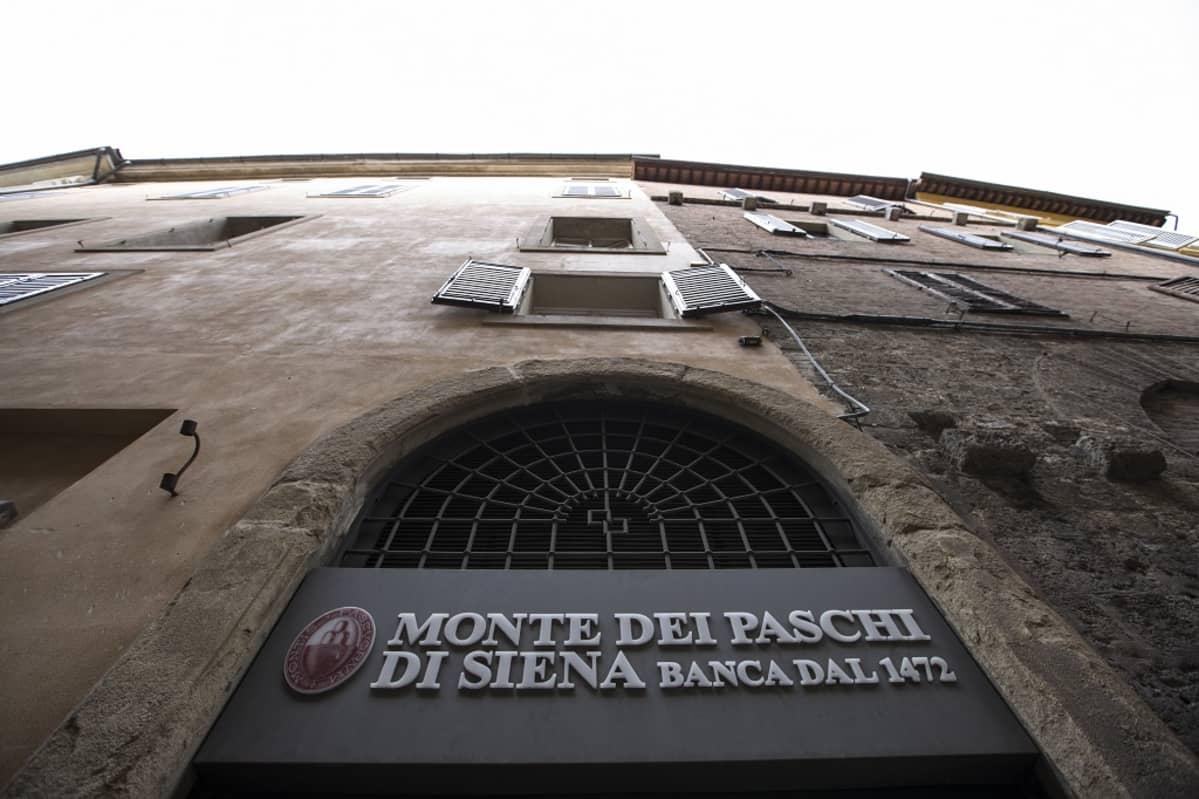Monte dei Paschi di Siena -pankki