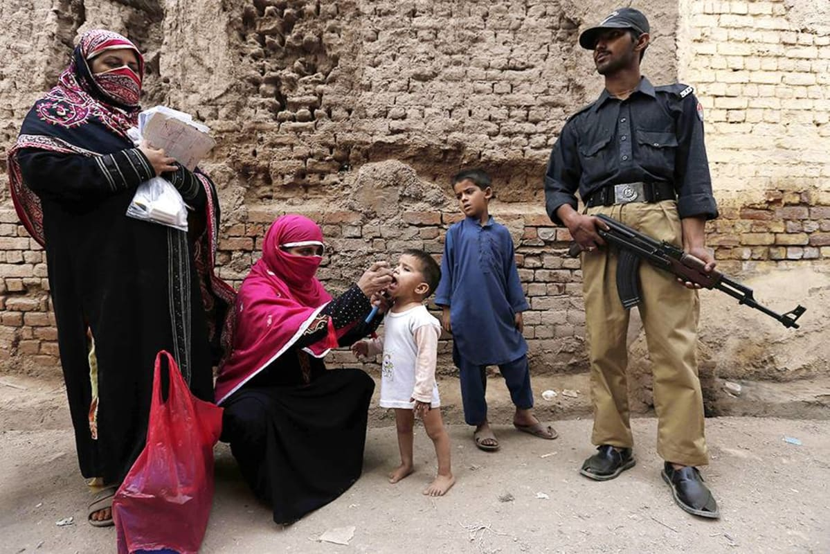 Teini Pakistanin suku puoli