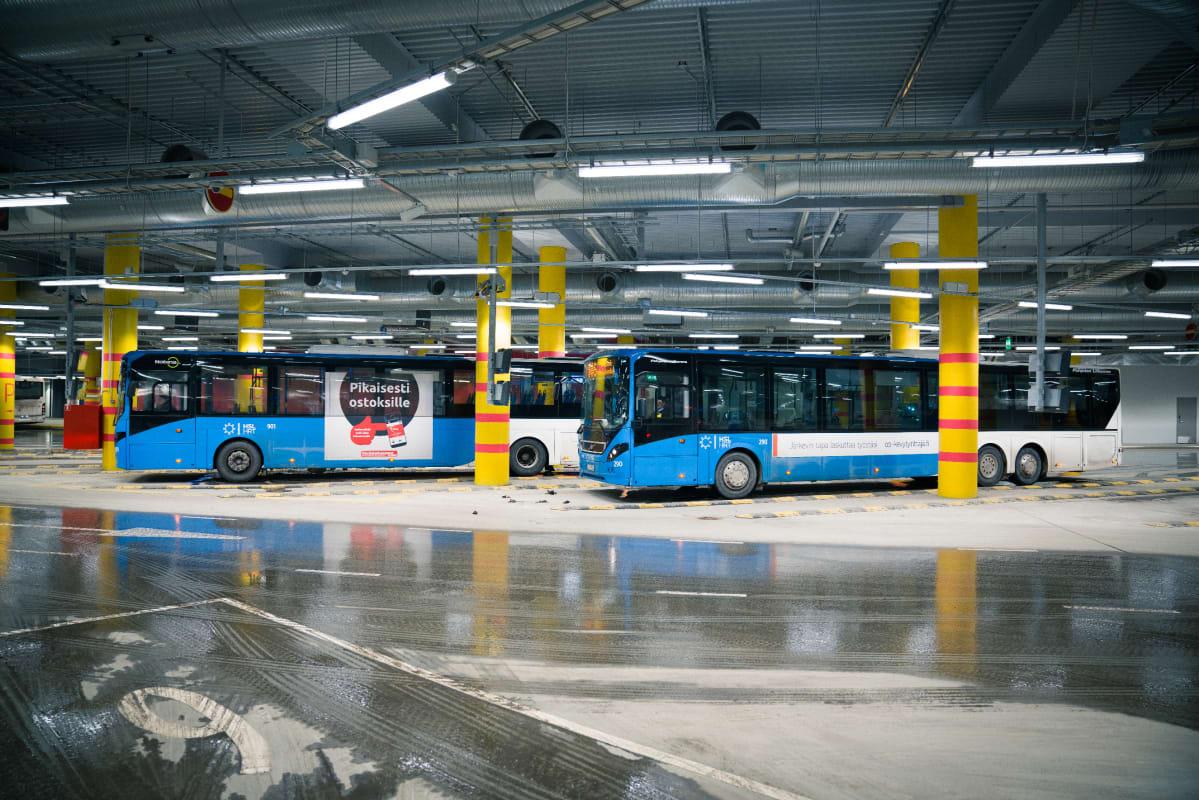 Matinkylän bussiterminaali, Espoo