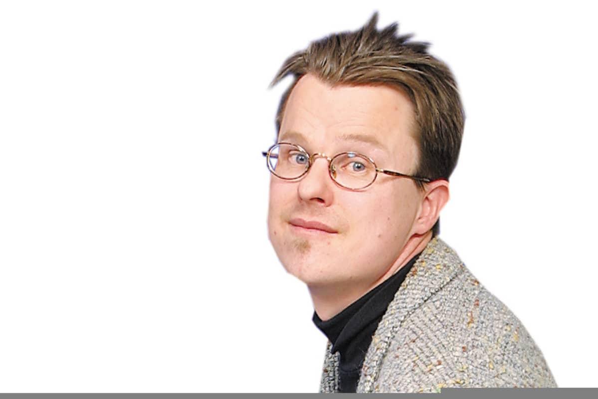 Yliopistotutkija Heikki Heikkilä