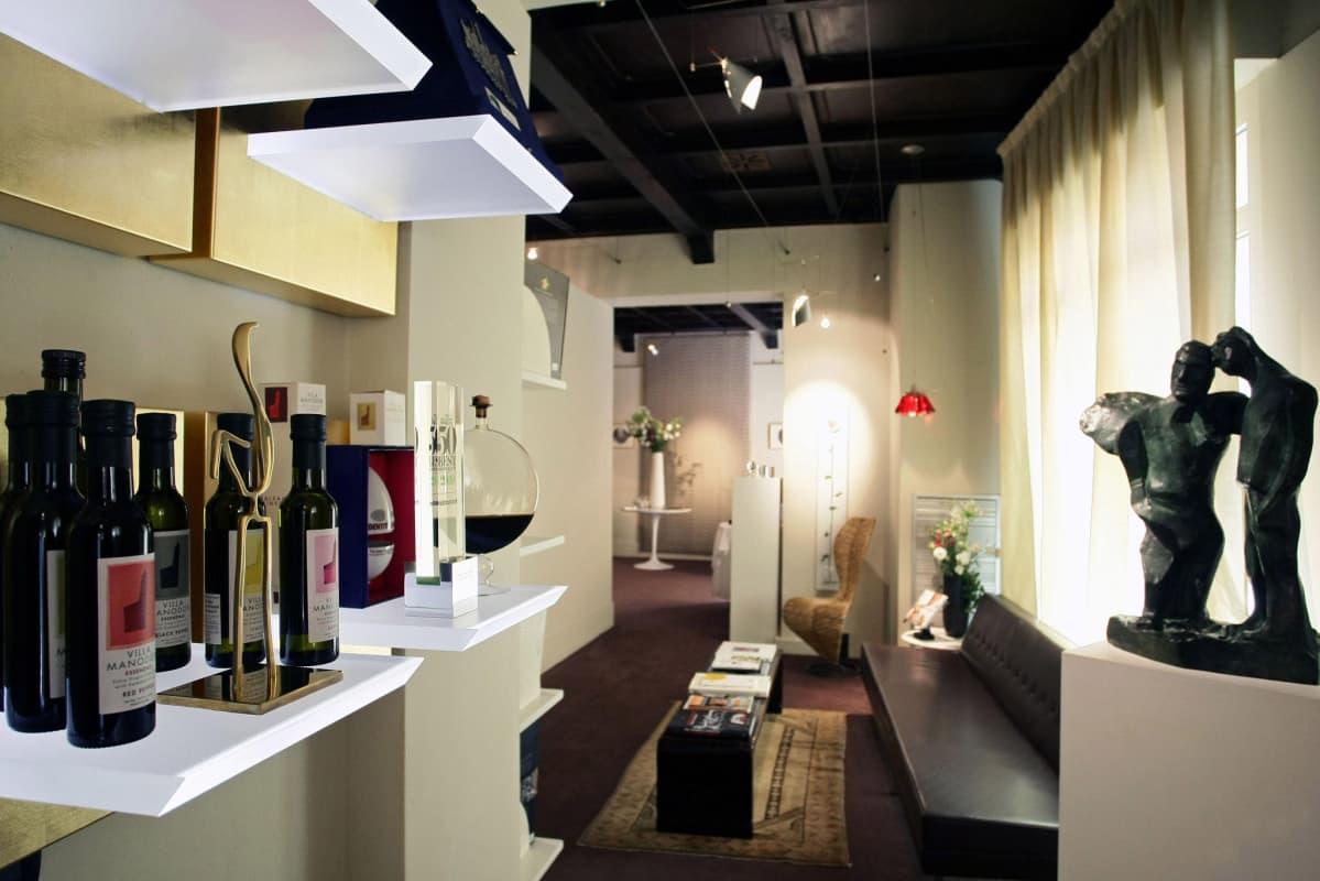 Italian Modenassa sijaitseva kuuluisa Osteria Francescana -ravintola kerää kansainvälistä kiitosta.