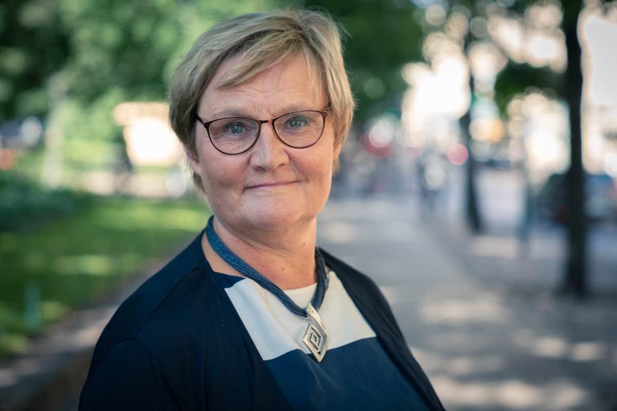 Helsingin kaupungin henkilöstöjohtaja Marju Pohjaniemi
