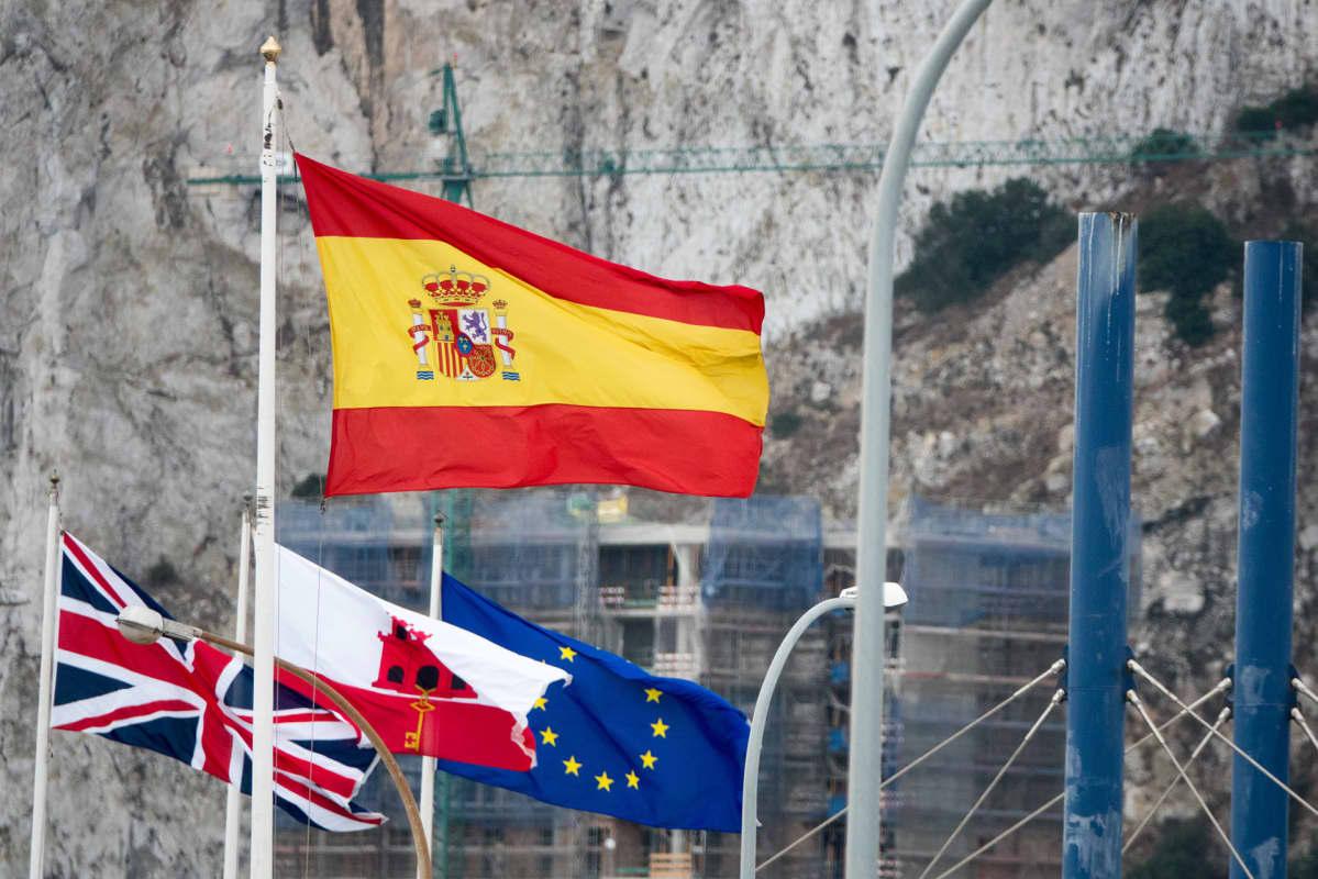Gibraltarin Asema Hiertaa Sopua Espanja Voi Kieltaytya