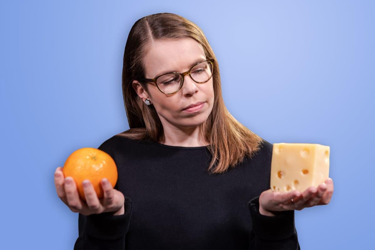 Kannattaako lopettaa juuston syönti vai vaihtaa sähköautoon?