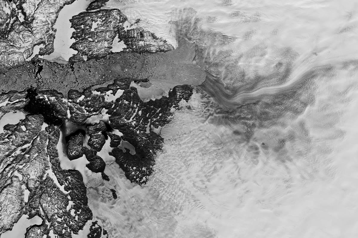 Grönlannin mannerjäätikkö