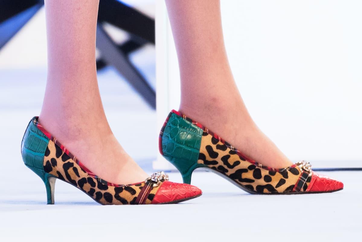 Theresa Mayn kengät