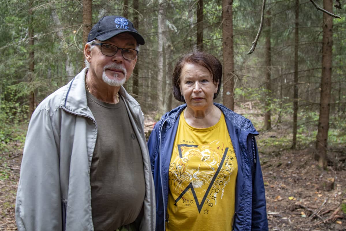 Juhani Kaukonen ja Irma Kaukonen