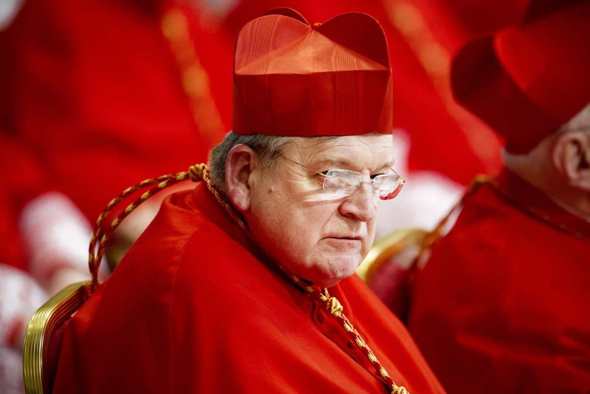Kardinaali Raymond Leo Burke