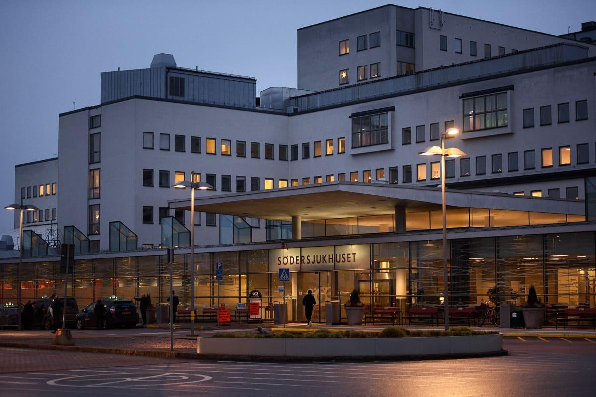 Södersjukhuset Tukholmassa