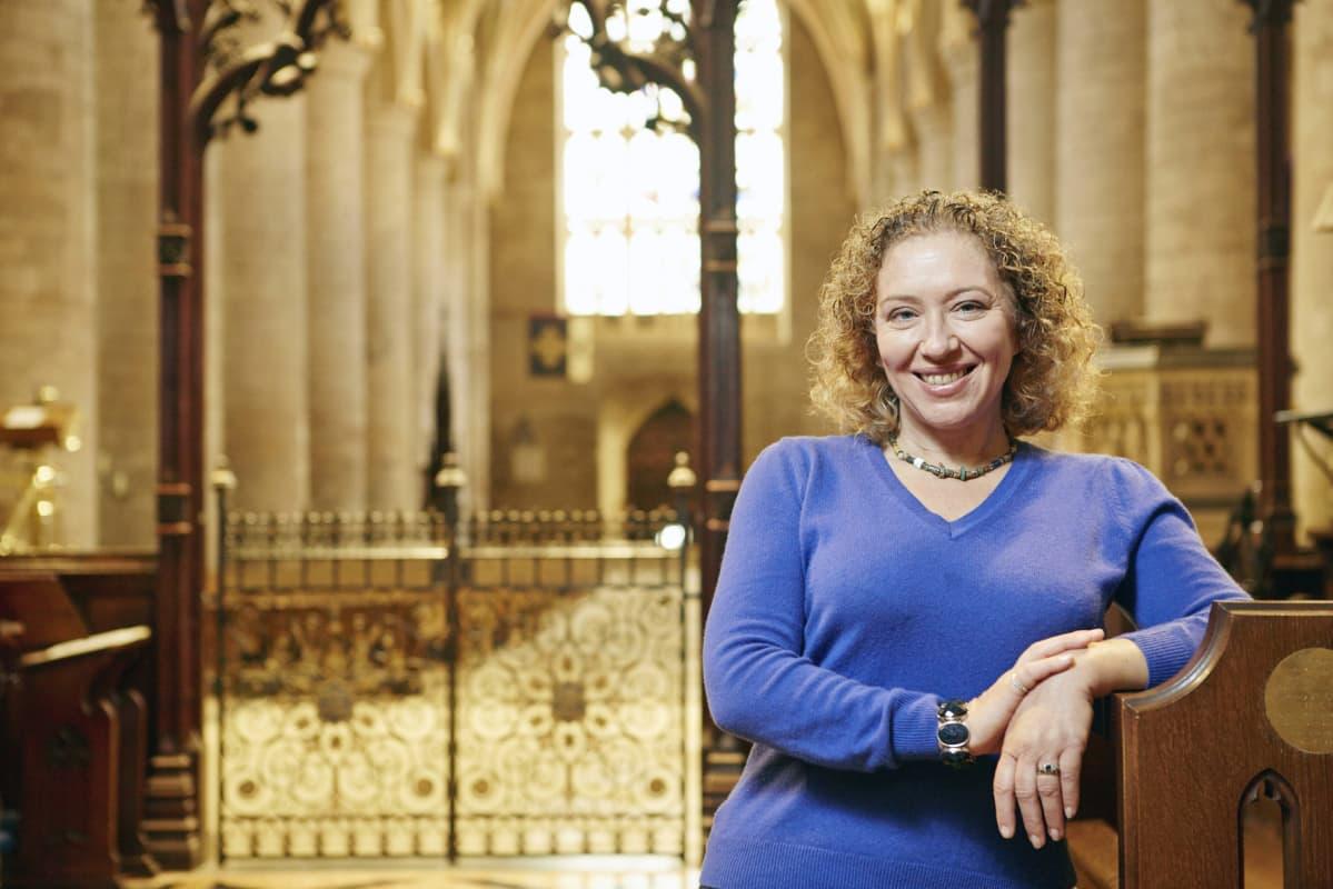 Kommentaattori Sarah Gristwood