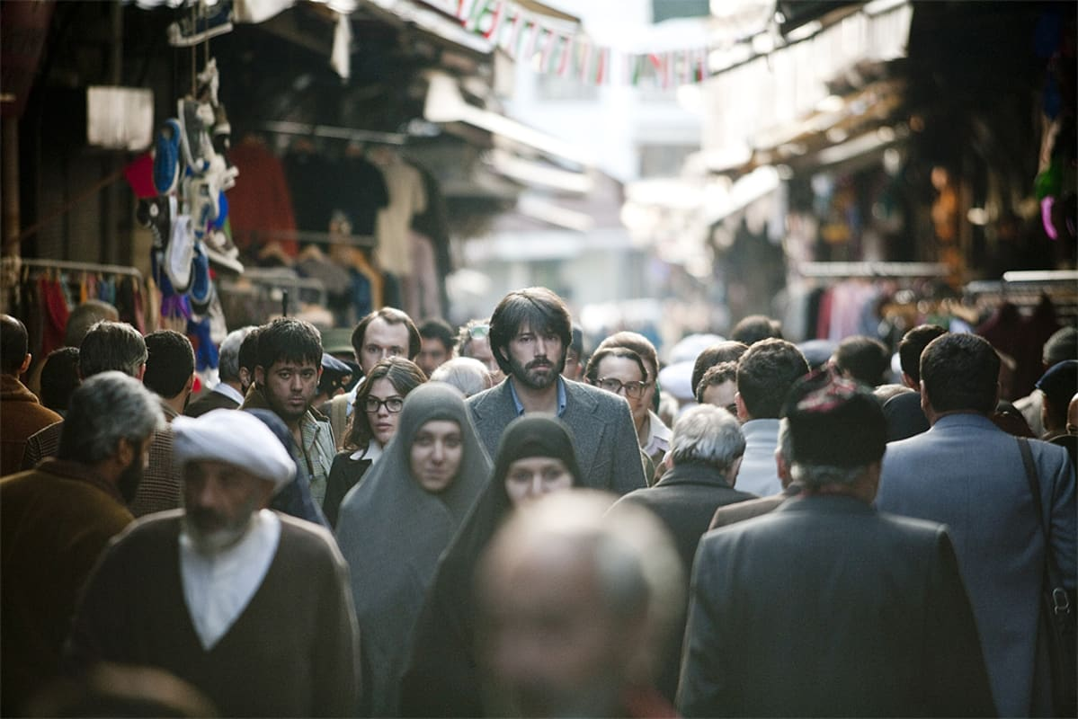 Kuva elokuvasta Argo.