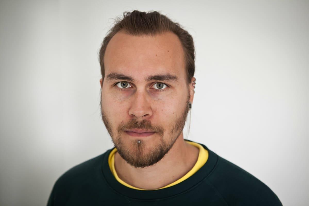 Eero Mäntymaa, toimittaja, Yle Uutiset.