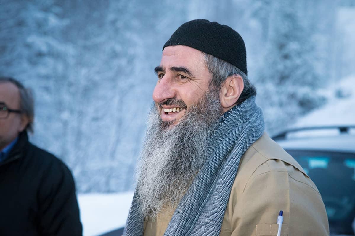 Krekar eli Najmuddin Faraj Ahmad.
