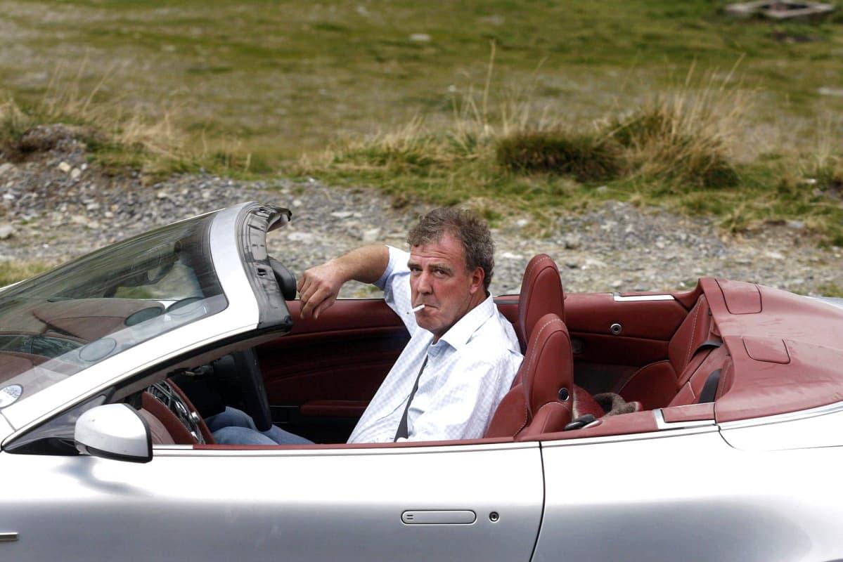 Top Gearin juontaja Jeremy Clarkson valokuvattuna syyskuussa 2009.