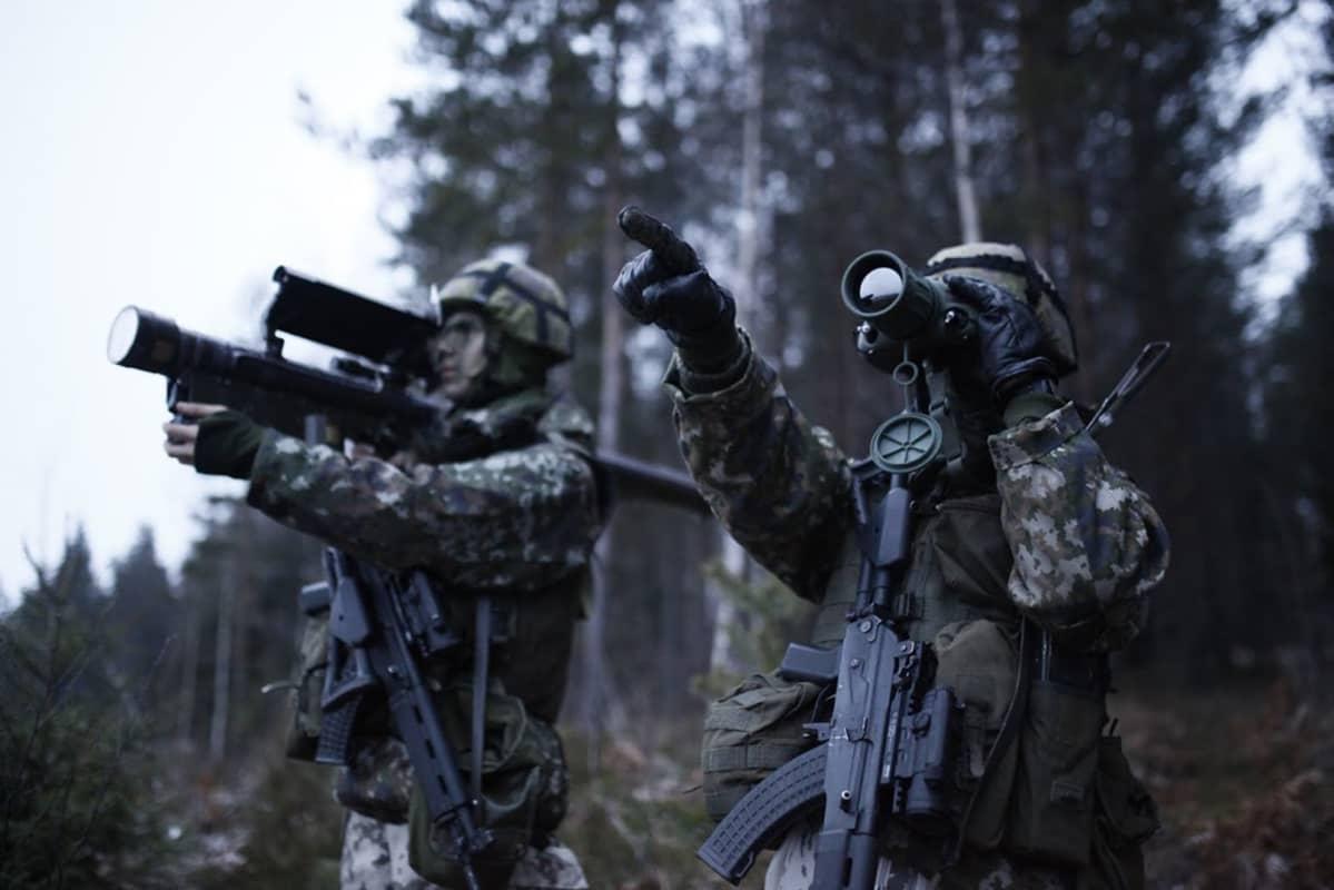 Puolustusvoimien hankkimat Stinger-ilmatorjuntaohjukset tulevat Salpausselän ilmatorjuntapatteriston käyttöön