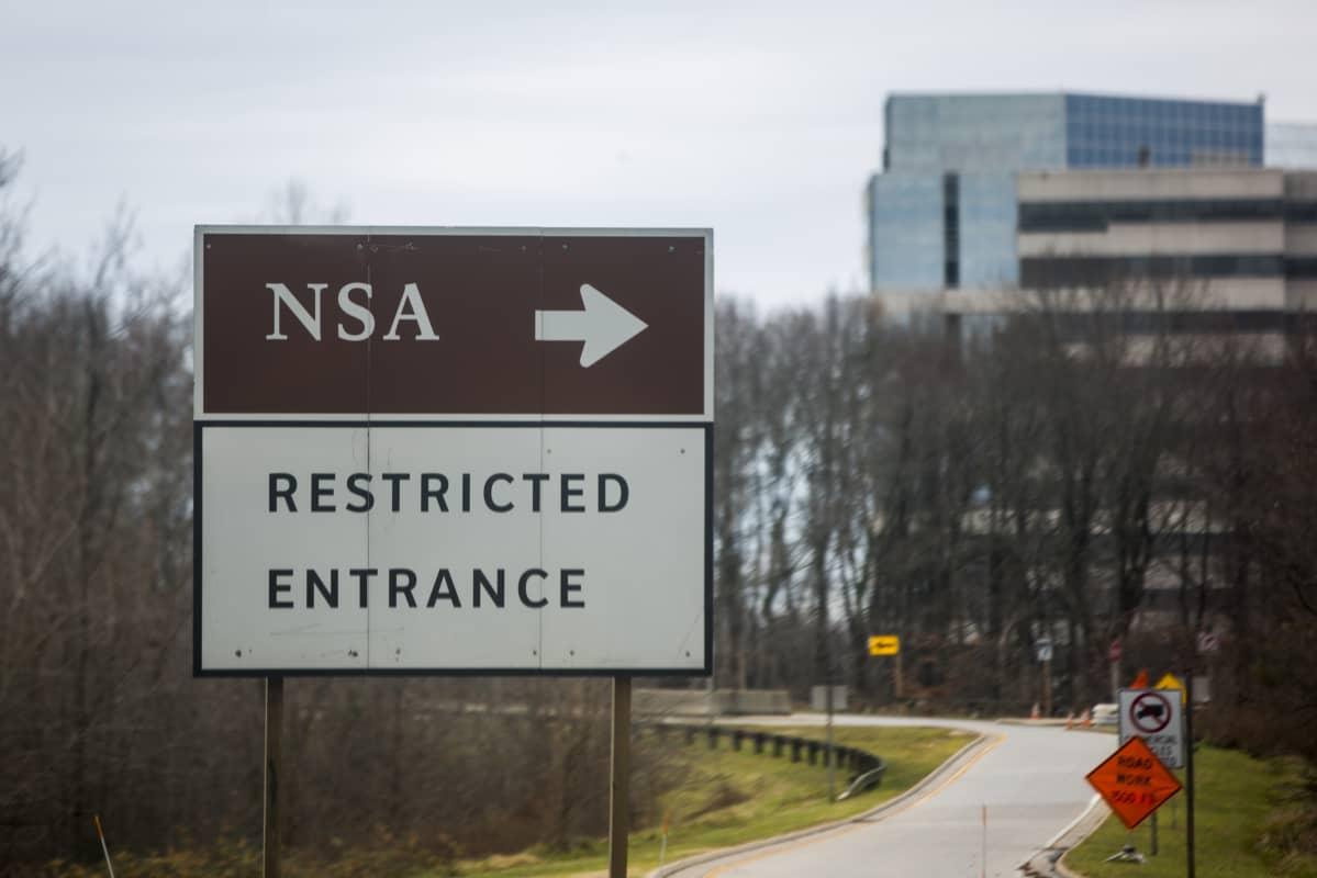 NSA:n päämaja Fort Meadessa