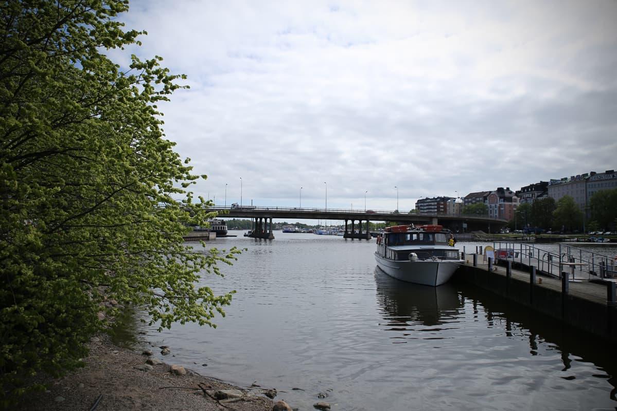 Hakaniemenrantaan ja Merihaan ympäristöön valmistellaan parhaillaan uuden asemakaavan laatimista.