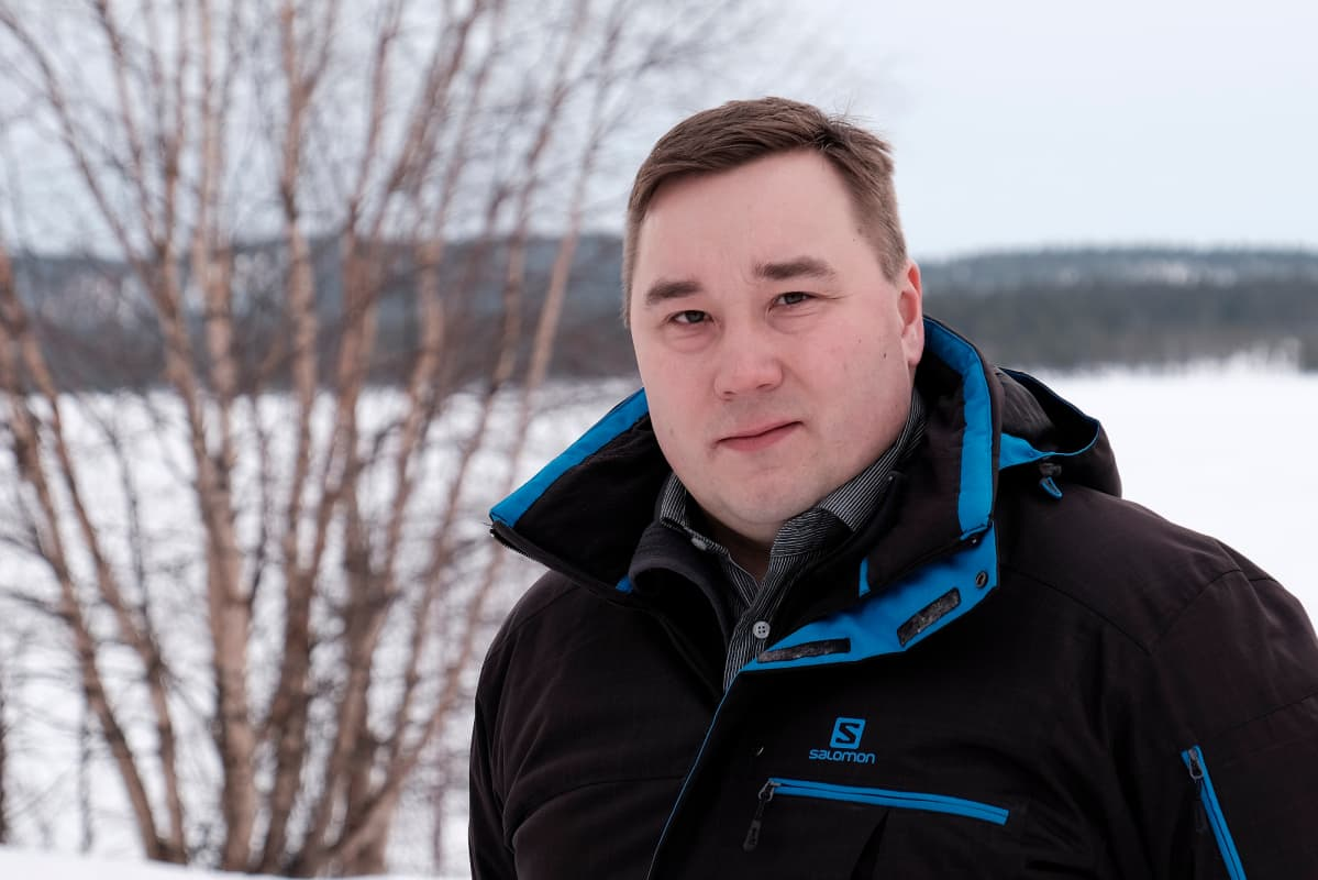 Johtti Sápmelaččat seervi čällee Janne Näkkäläjärvi