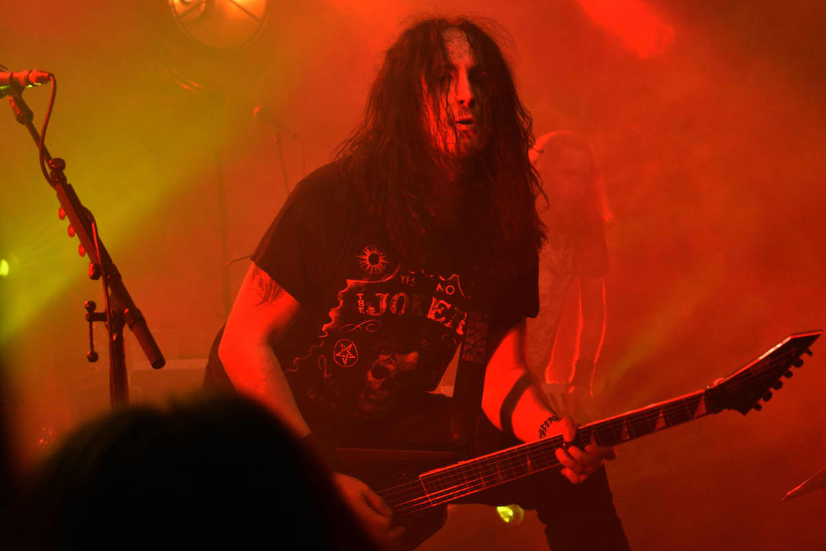 Daniel Freyberg, Children of Bodom
