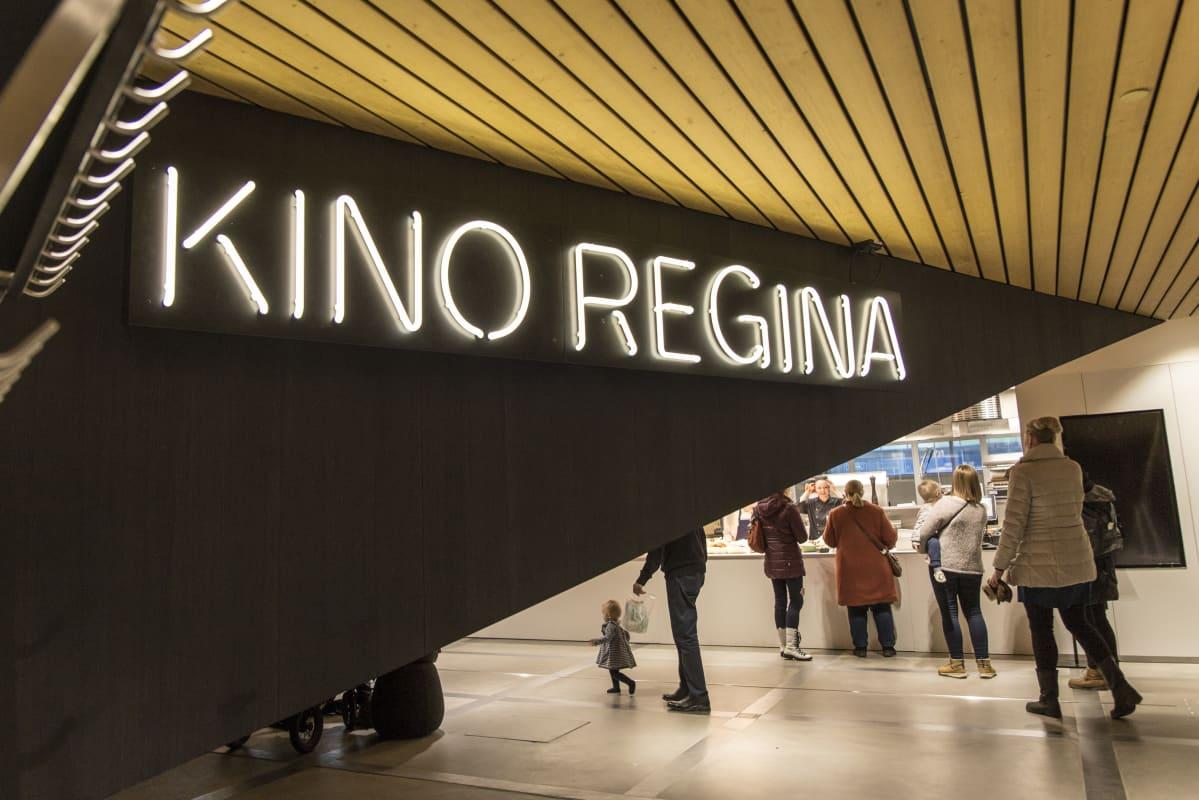 Texti Kino Regina