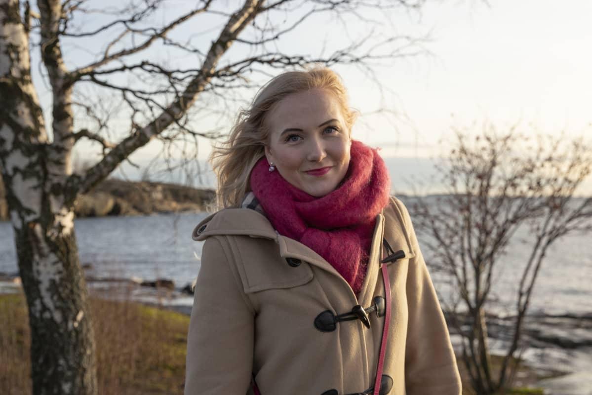Sofia Pajunen.