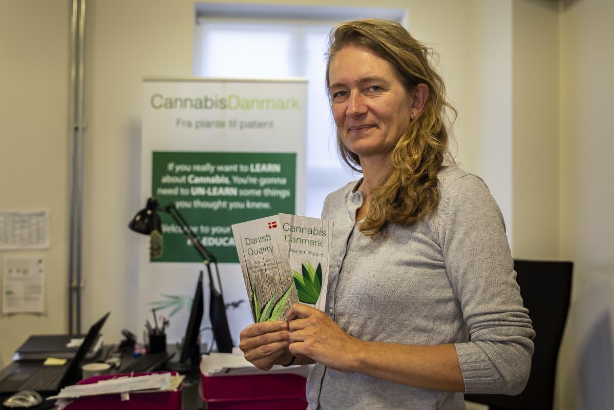 Rikke Jakobsen, Cannabis Danmark, toimitusjohtaja