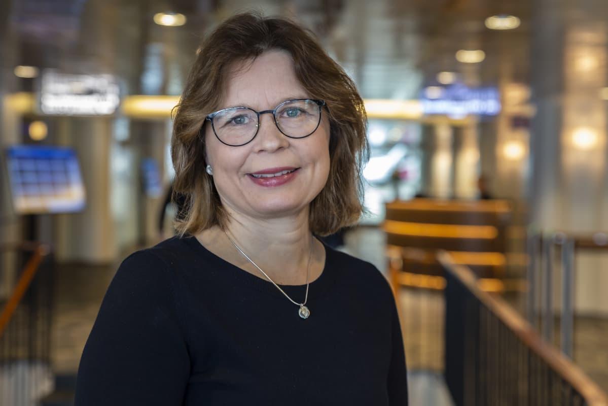 EK:n asiantuntijalääkäri Auli Rytivaara