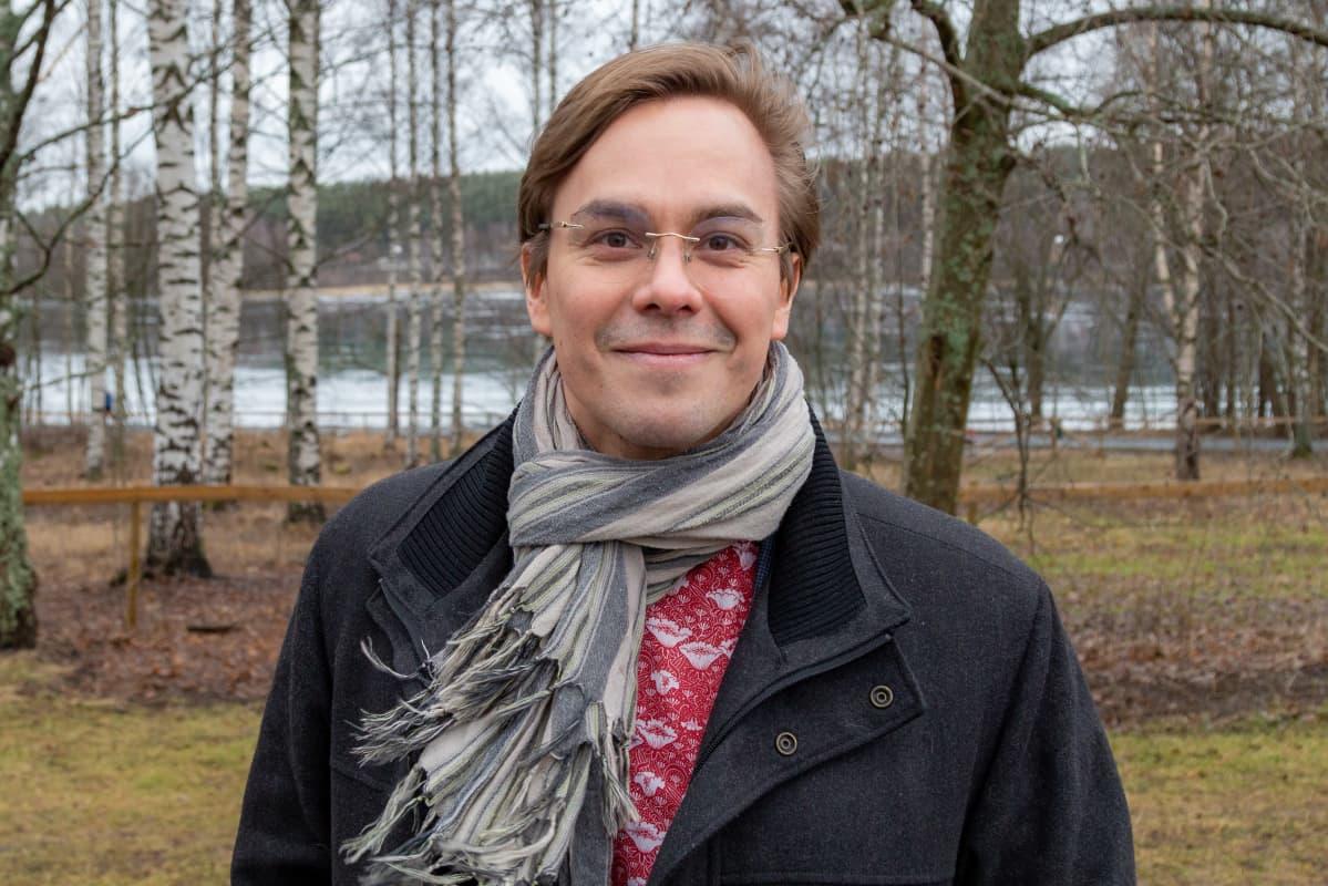 Sitran tulevaisuustutkija Mikko Dufva