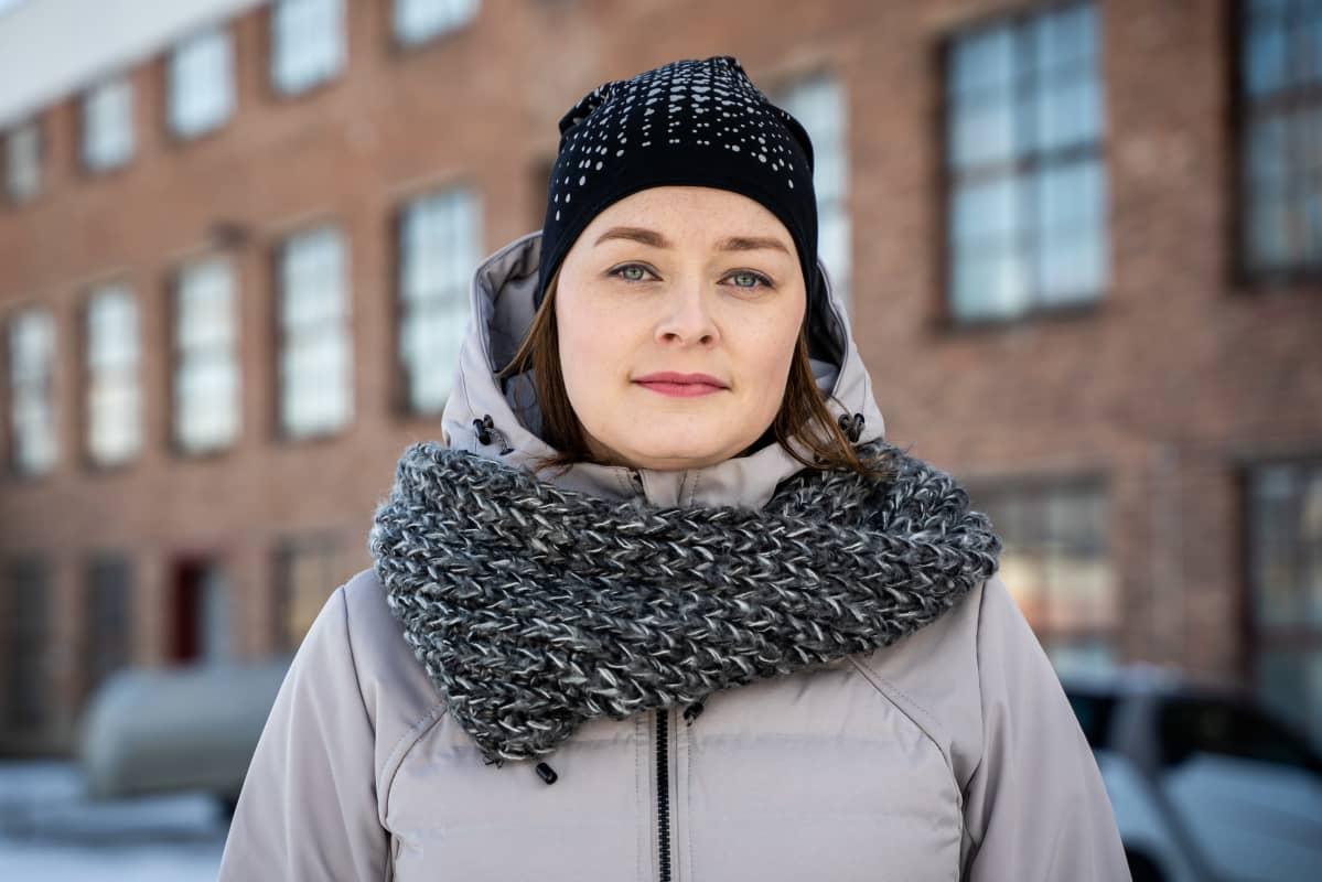 Yrittäjä Marika Ritala-Mäkinen, Luovisio