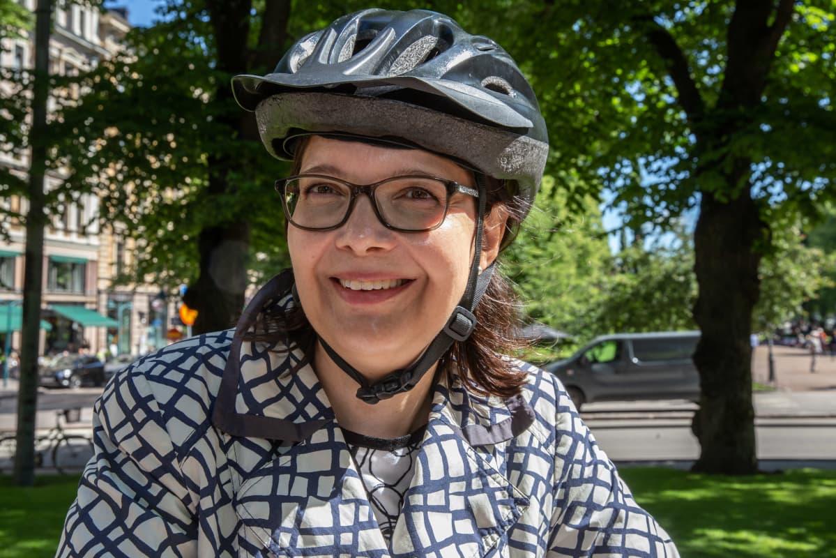 Minna Halmetoja / Espoo / Matkailu / Helsinki 08.07.2020