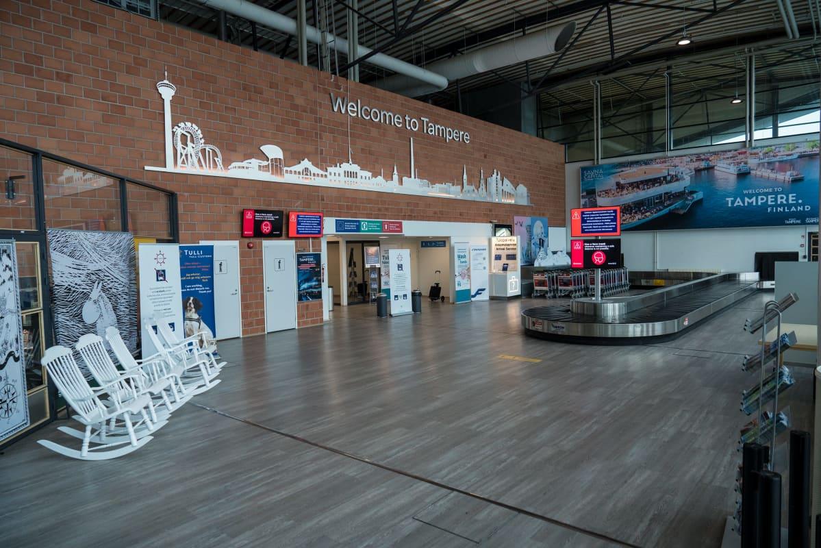 Tampere-Pirkkalan lentoasema