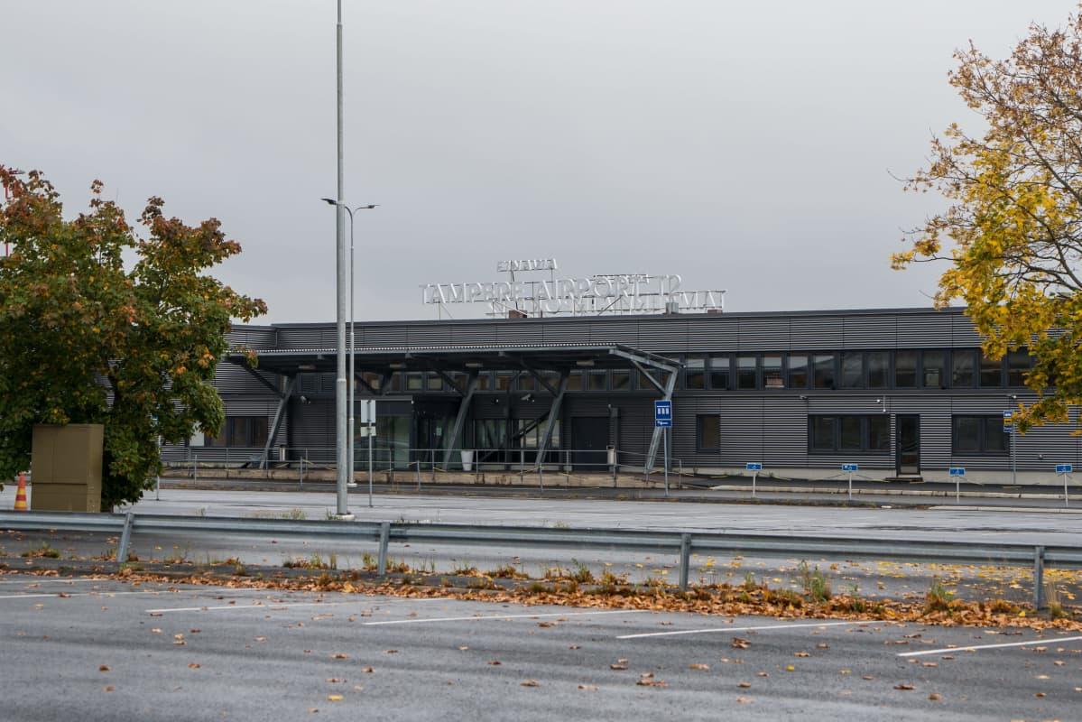 Tampere-Pirkkalan lentoaseman terminaali 2