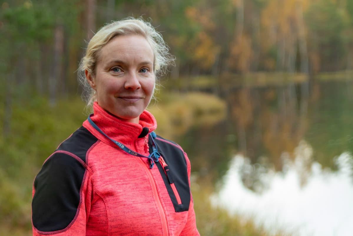Retkeilyluotsi Marika Viinikka