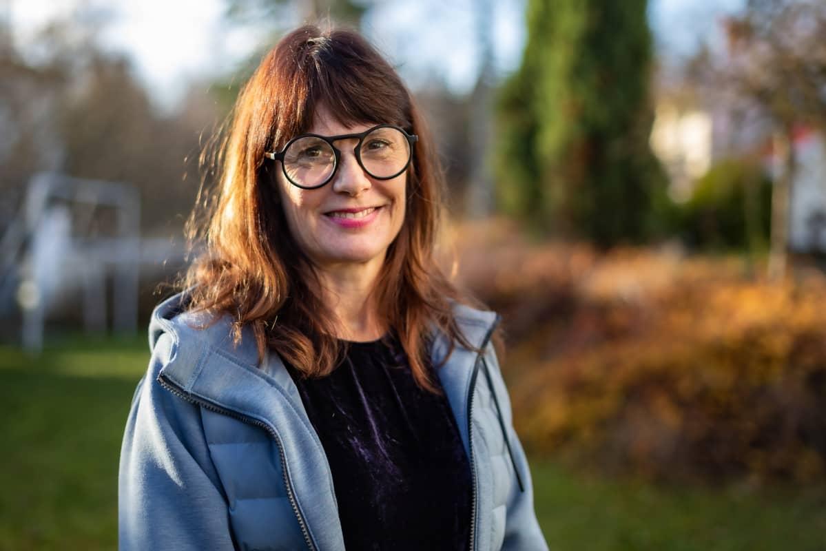 Ympäristöneuvos Marina von Weissenberg, YM