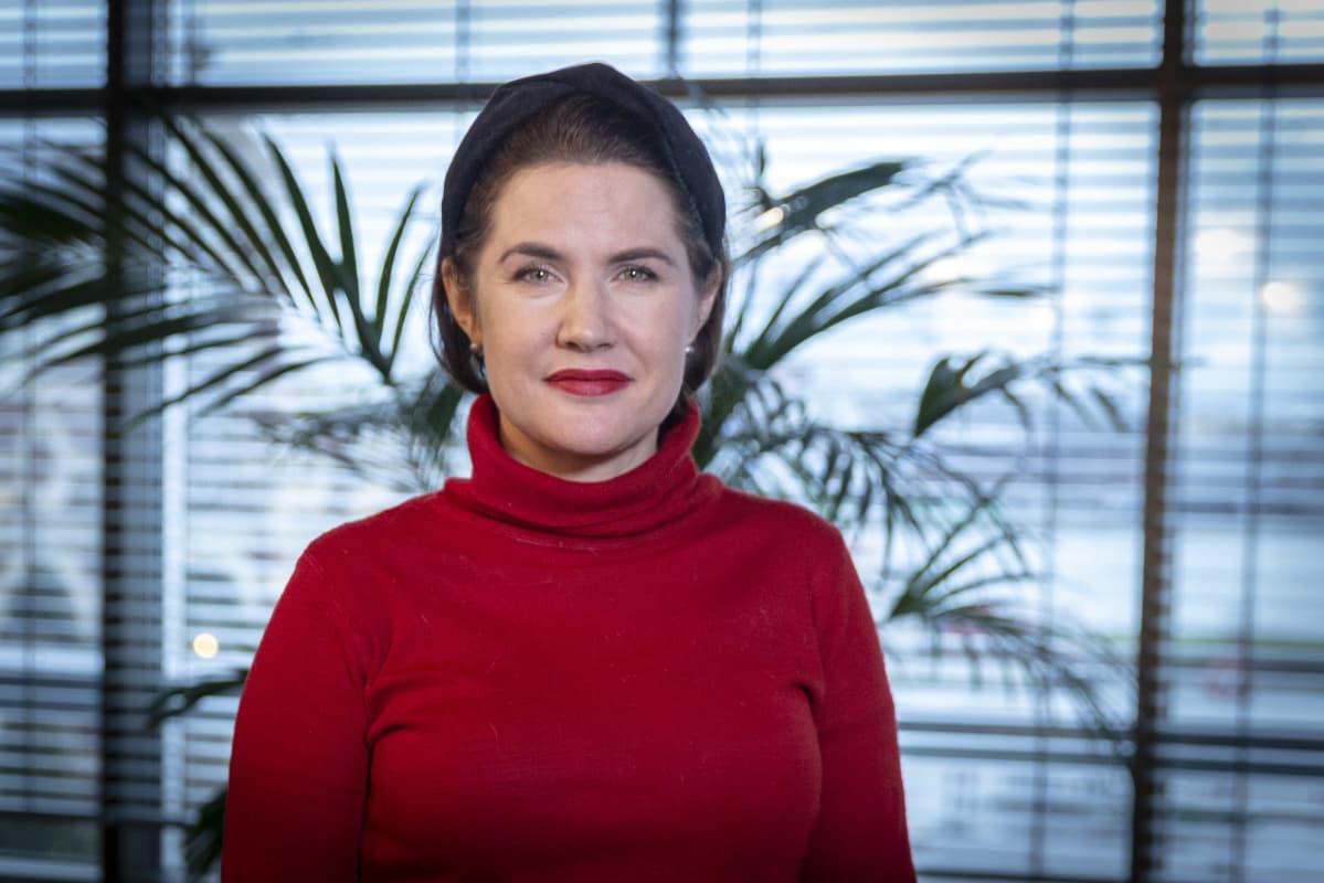 Hanna Laurén, kauppapolitiikan johtaja, Elinkeinoelämän keskusliitto