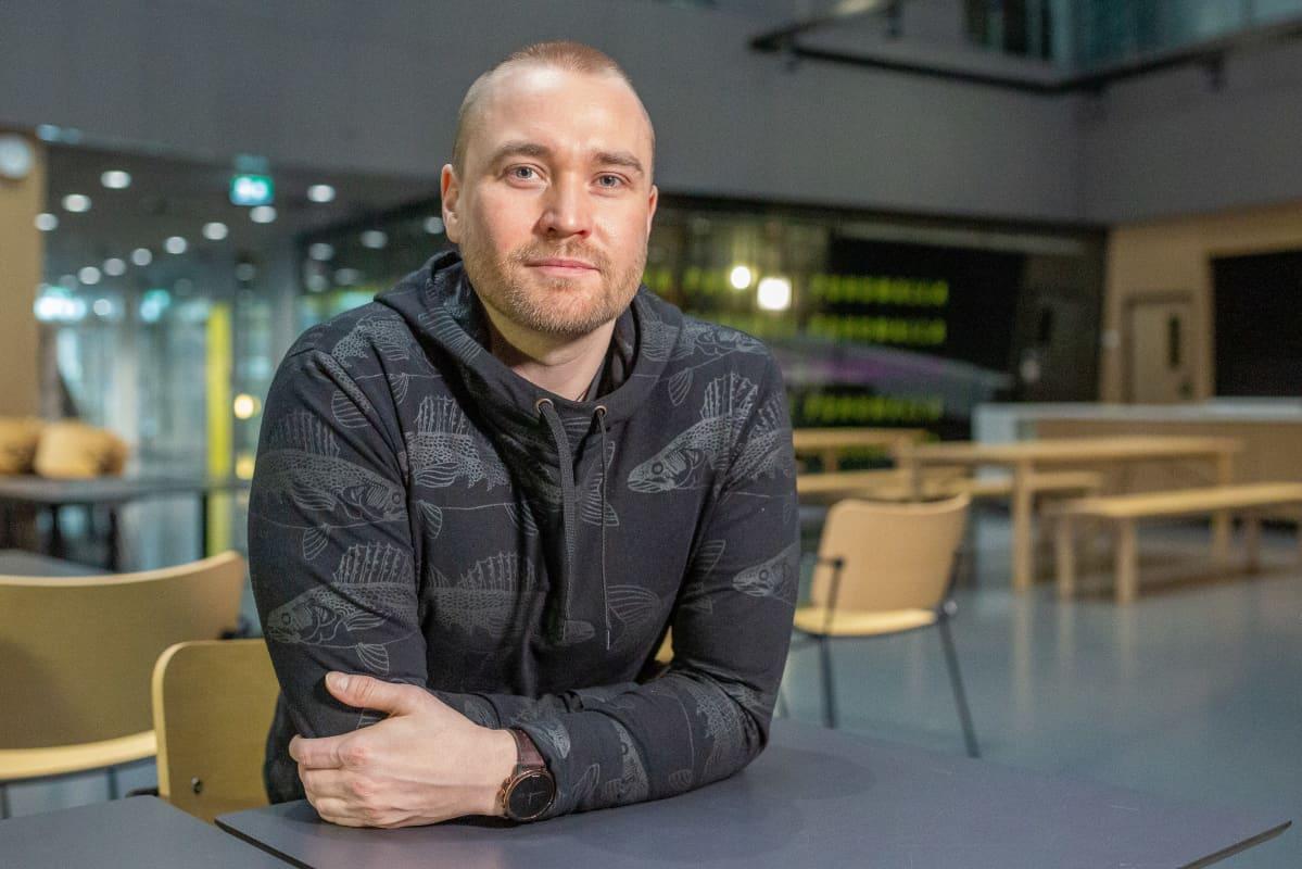 Antti Lempiäinen.