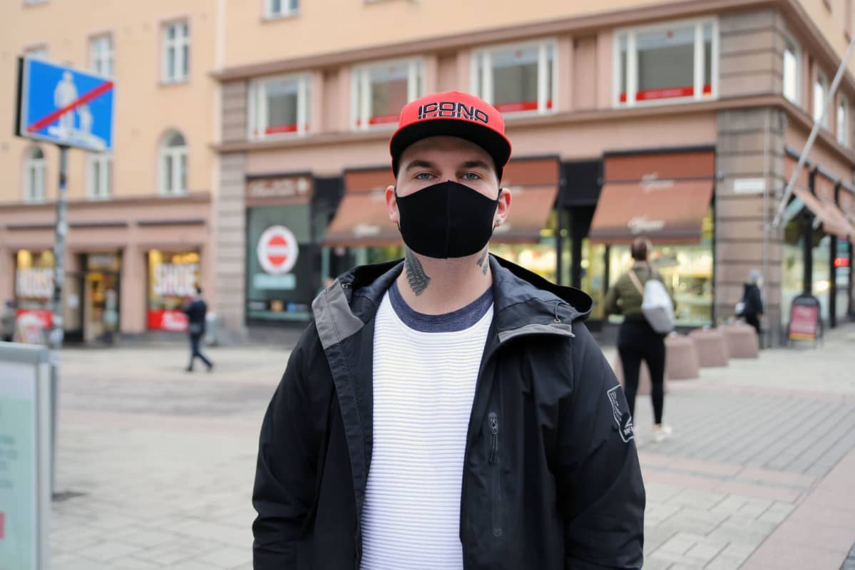 Voxpop Turusta 25.2.: Santeri Lehtonen, Turku, vaakakuva