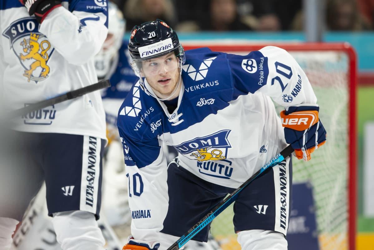 Niko Ojamäki kuvassa.