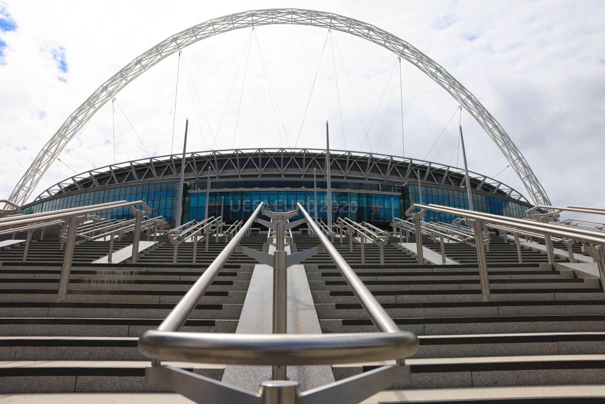 London Wembley.